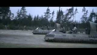 Die Another Day Intro: Hovercraft Chase