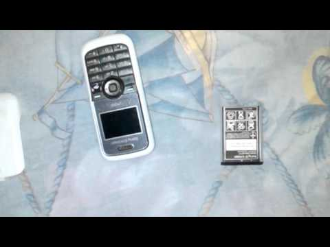 аккумулятор телефон для Sony Ericsson K750