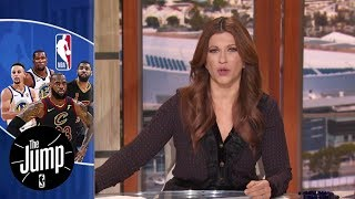 Heat having success without All-Stars | The Jump | ESPN