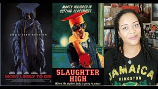 Most Likely to Die (2015) | Slaughter High (1986) | Horror Movie Review