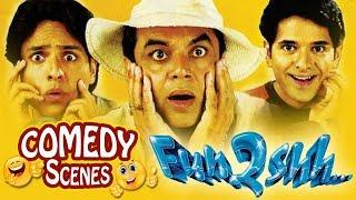 Funtoosh - All Comedy Scenes -  Paresh Rawal -  Gulshan Grover #Indian Comedy