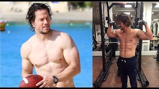 Mark Wahlberg training and fitness 2016