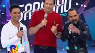 Chamada | Estreia do Sabadão com Celso Portiolli ( Zezé Dicamargo & Luciano e Munhoz e Mariano )