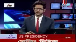 Shoron Rahman - US Election News, 09 November 2016