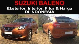 Tampilan Serta Harga Suzuki Baleno 2017 Terbaru di Indonesia