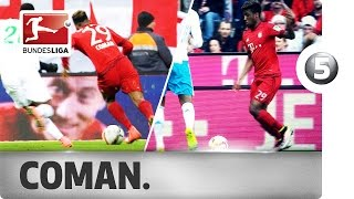 Kingsley Coman - Top 5 Moments