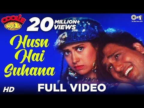 Xxx Mp4 Husn Hai Suhana Video Song Coolie No 1 Govinda Amp Karisma Kapoor Abhijeet Amp Chandana Dixit 3gp Sex