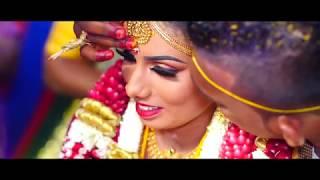 Malaysian Indian Wedding Highlight Of Agelan & Rishomala By Golden Dreams GDU