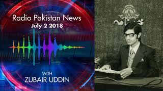 Radio Pakistan News July 2 2018