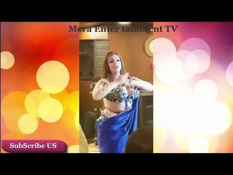 Hot Mujra dance With big boobs By Robina Sidiqui |  Midnight Hot Mujra 2017