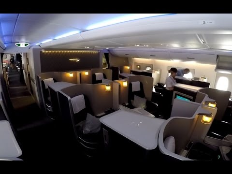 Xxx Mp4 British Airways FIRST CLASS On The A380 Full Flight Video Review HD 3gp Sex