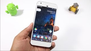 Google Pixel India Unboxing & Hands on, Camera, Features [Very Silver]