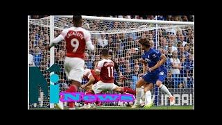 Pedro, Morata score as Chelsea beat Arsenal 3-2 to win second straight EPL clash