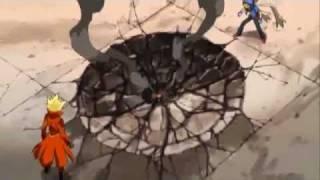 Beyblade Metal Fusion - Gingka vs Phoenix Second Battle