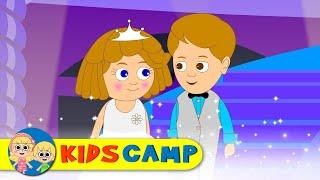 Lavender's Blue Dilly Dilly | Nursery Rhymes | Popular Nursery Rhymes by KidsCamp