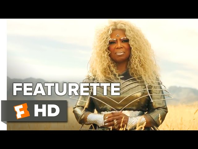 A Wrinkle in Time Featurette - Realizing A Wrinkle in Time (2018) | Movieclips Coming Soon