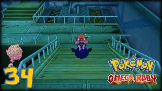 Pokémon Rubí Omega - Cap.34 ¡Los secretos de Malvamar!