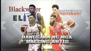 PBA Commissioner's Cup 2019 Highlights: Northport Vs Blackwater June 22, 2019