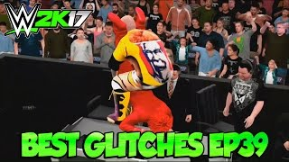 WWE 2K17 Best Glitches & Funny Moments Ep39