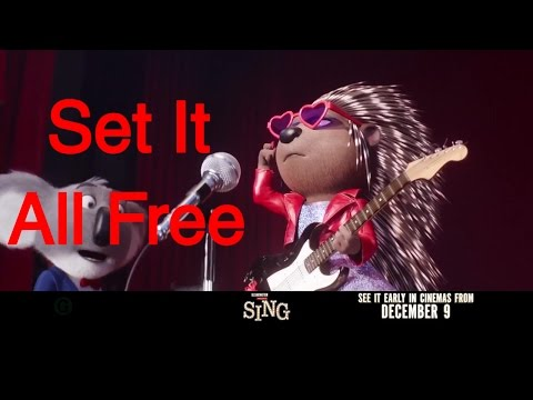 SING Moive Trailer Mini Spot #3