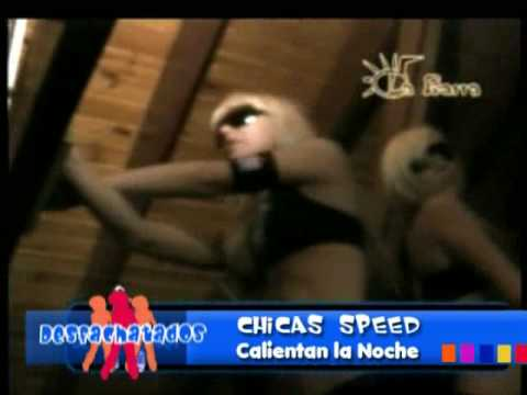 CHICAS SPEED