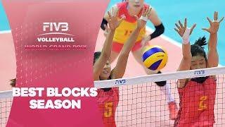 FIVB - World Grand Prix: Best Blocks