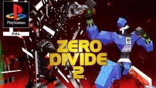 [PS1] - Zero Divide 2: The Secret Wish - Gameplay