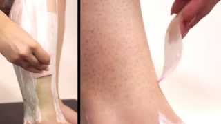 How-to: use hair removal cream