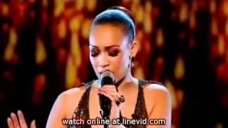 MUST SEERebecca Ferguson X Factor Live Show 5 Make You Feel My Love