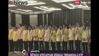 Pasca Penetapan Tersangka Setnov, Partai Golkar Dikabarkan Mulai Goyah - iNews Sore 18/11