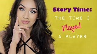 Story Time: The time I played a player