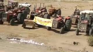 Iran, Ispahan, les agriculteurs  protester contre la politique de pillage du régime