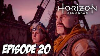 HORIZON : ZERO DAWN | Le Roi Soleil et Ersa | Episode 20