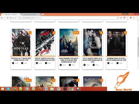 Best Site For Downloading Latest Hollywood Bollywood Movies
