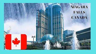 Spectacular Fallsview Casino Resort, Niagara Falls, Canada