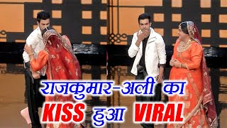 Rajkumar Rao and Ali Asgar's KISS on Farah Khan's Show goes VIRAL; Watch Video | FilmiBeat