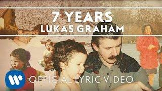 Lukas Graham - 7 Years [OFFICIAL LYRIC VIDEO]