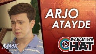 Kapamilya Chat with Arjo Atayde for Maalaala Mo Kaya