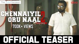 Chennaiyil Oru Naal - 2 (Official Teaser) | Sarath Kumar | Suhasini Maniratnam | Napoleon | JPR