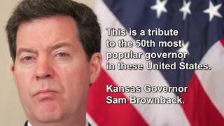 The Comedy Minute Presents - Thanks Brownback!