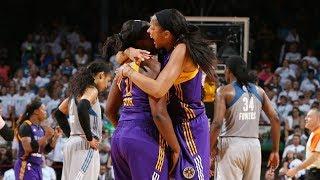 Top Clutch Plays Down the Stretch in 2017 WNBA Finals Game 1