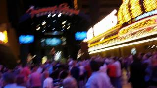 The Outfield - Your Love Tonight [Cover Band] (Fremont Street, Las Vegas)