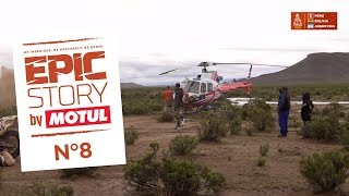 Epic Story by Motul - N°8 - English - Dakar 2018