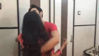 Swaragini .....swasan dance ♥♥♥