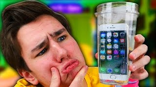 Is a $70 Fake iPhone Waterproof?
