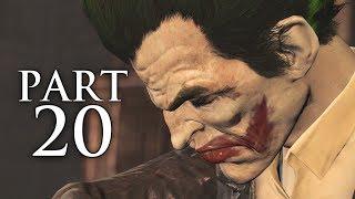 Batman Arkham Origins Gameplay Walkthrough Part 20 - Prison