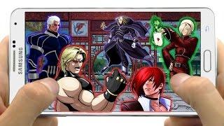 30 Mejores Juegos para Celulares Android / Todas las King of Fighters