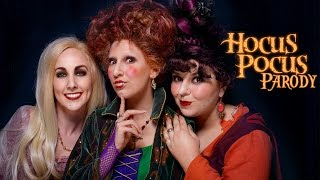 Hocus Pocus Parody by The Hillywood Show®