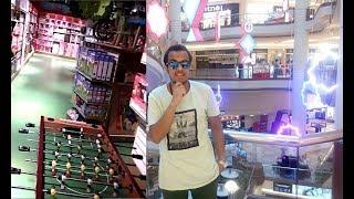 ذهبت لـ مول سيتي ستارز و سرقت محل الألعاب ! Vlog 03 - City Stars - عبدالله جامبو