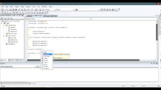 Object Oriented Programming in visual studio(Eercise 1)